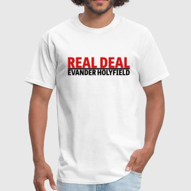 Real Deal Evander Holyfield mp - Men's T-Shirt