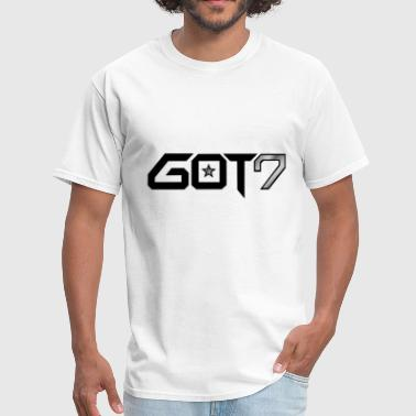 Got7 GOT7 Logo - Black - Men's T-Shirt