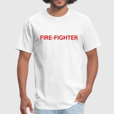 Boys Fire Fighter FIRE-FIGHTER - Men's T-Shirt