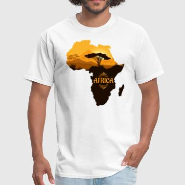 African Safari - Men's T-Shirt