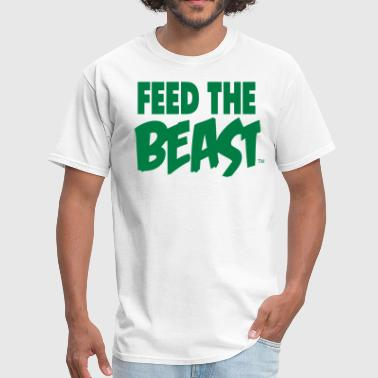 Fucked Feed FEED THE BEAST - Men's T-Shirt