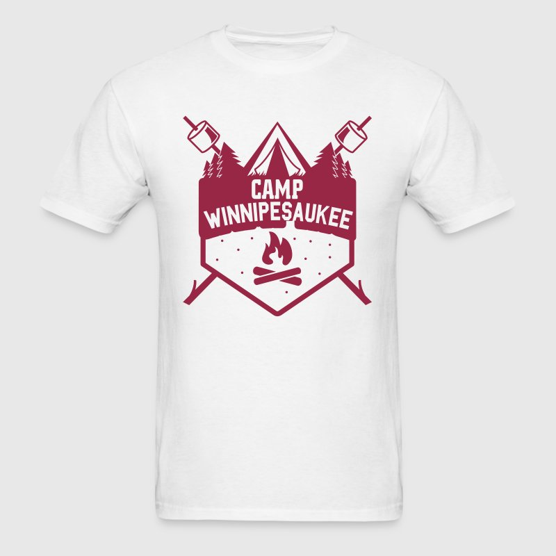 Camp Winnipesaukee Shirt - Men's T-Shirt