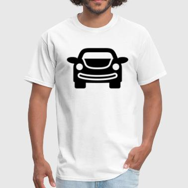 Happy Smiling Car - Men's T-Shirt