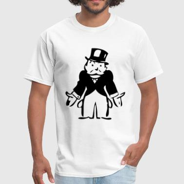 Bankrupt - Men's T-Shirt