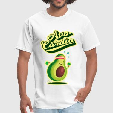 Avo- cardio - Men's T-Shirt