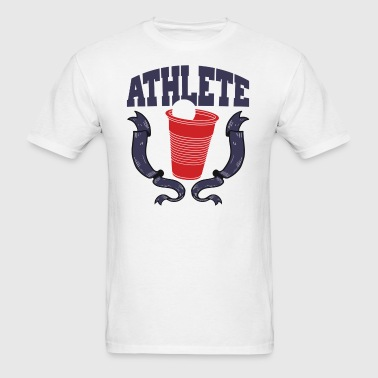 Beer Pong Athlete - Men's T-Shirt