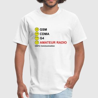 communication - Men's T-Shirt