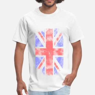 Vintage Union Jack Union Jack vintage flag - Men's T-Shirt