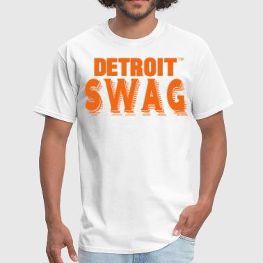 Fucking Detroit DETROIT SWAG - Men's T-Shirt