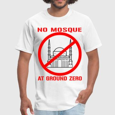 Mo Mosque at Ground Zero - Men's T-Shirt