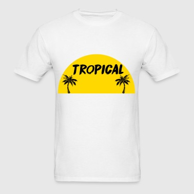 Tropical - Men's T-Shirt
