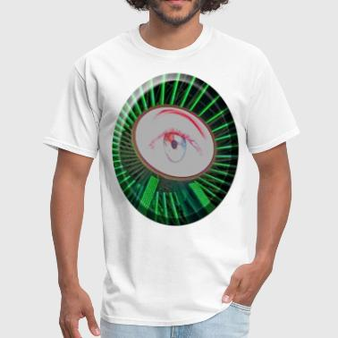 nikki brand eye style - Men's T-Shirt