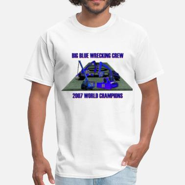 The Wrecking Crew Big Blue Wrecking Crew - Men's T-Shirt
