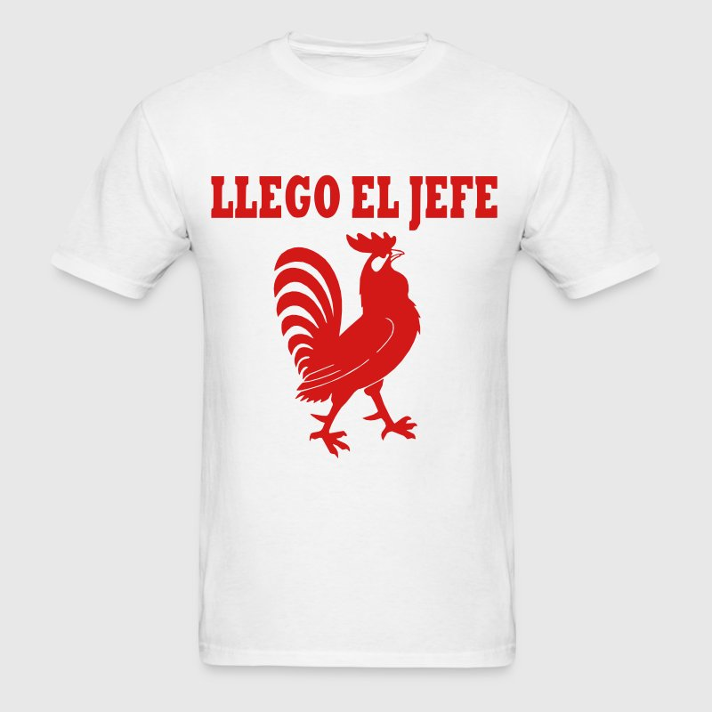 Cock Shirt Jefe - Men's T-Shirt