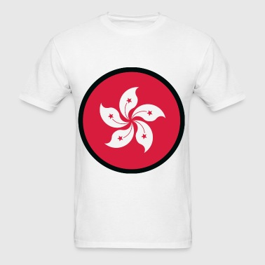 Circle Hong Kong (dd)++ - Men's T-Shirt