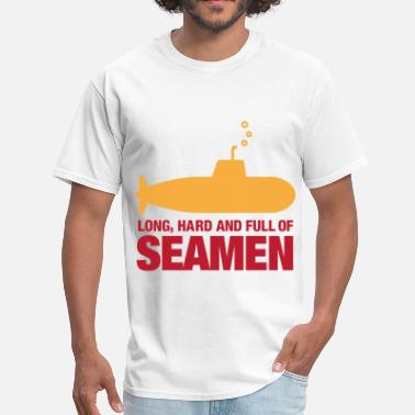 Semen Full Of Seamen 3 (dd)++ - Men's T-Shirt
