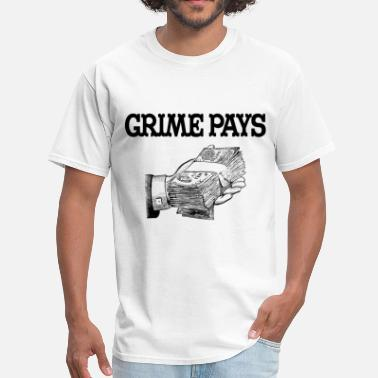 Grime Grime Pays - Men's T-Shirt
