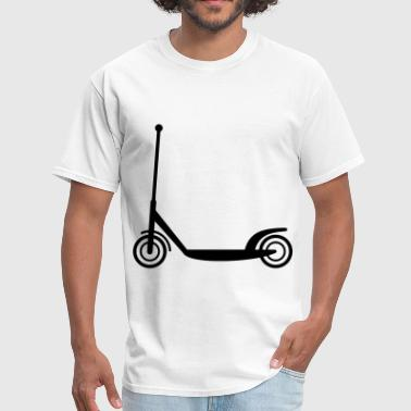 Scooter Freestyle Scooter - Men's T-Shirt