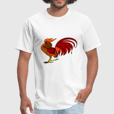Red Rooster - Men's T-Shirt