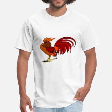 Red Rooster Red Rooster - Men's T-Shirt