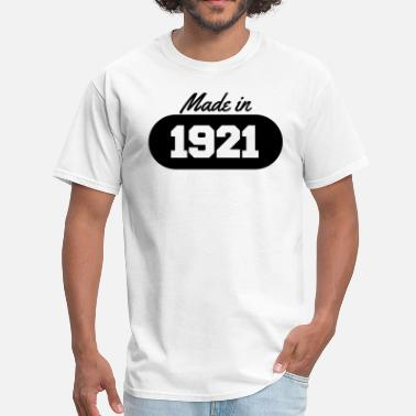 1921 Made in 1921 - Men's T-Shirt
