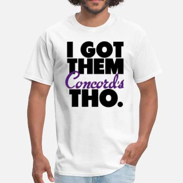 Shop Concord 11 T Shirts Online Spreadshirt