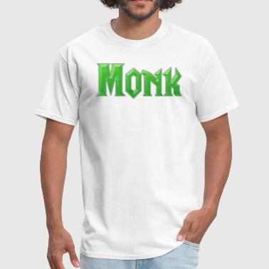Monk - Men's T-Shirt