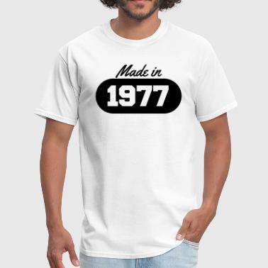 Made in 1977 - Men's T-Shirt