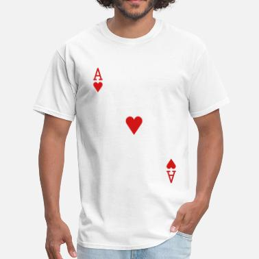 Ace Of Heart Ace of Hearts - Men's T-Shirt