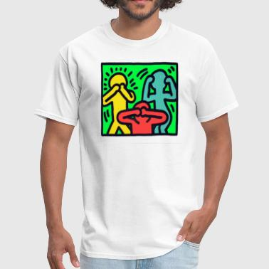 Keith Haring keith haring - Men's T-Shirt
