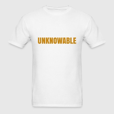 UNKNOWABLE - Men's T-Shirt
