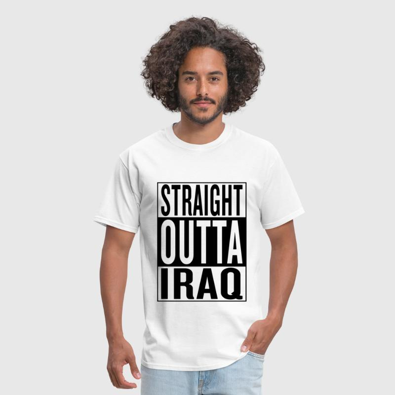 Iraq - Men's T-Shirt