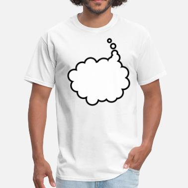 Thought  THOUGHT BUBBLE  - Men's T-Shirt