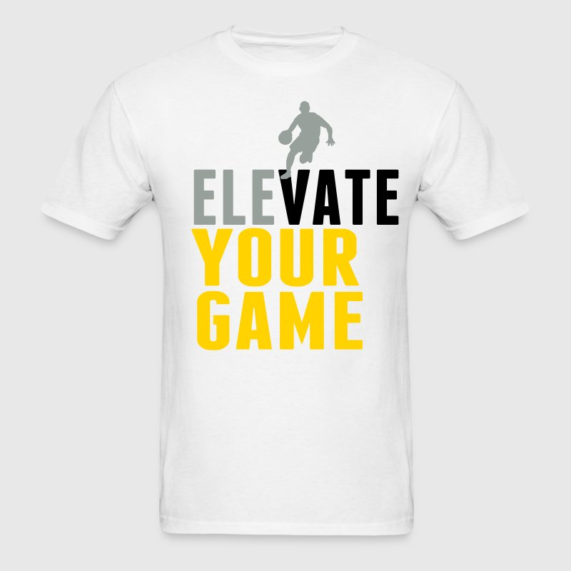 ELEVATE YOUR GAME - Men's T-Shirt