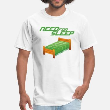 Cama Need for Sleep - Men's T-Shirt