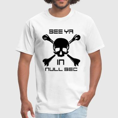 Ccp Null And Bones [Converted - Men's T-Shirt