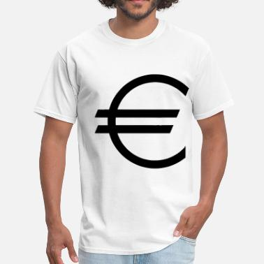 Money Euro Euro - Currency - Money - Dollar - Men's T-Shirt
