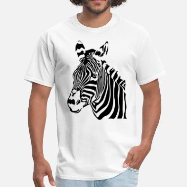 Zebra zebra - Men's T-Shirt