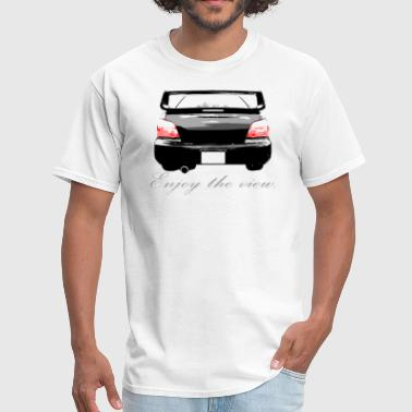 Impreza Enjoy the view.  - Men's T-Shirt