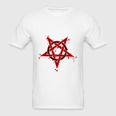 pentagram- - Men's T-Shirt