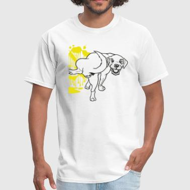 Make Your Mark Dog - Men's T-Shirt