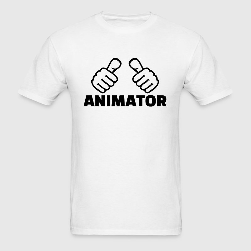 Animator - Men's T-Shirt