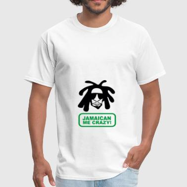 JAMAICAN ME CRAZY - Men's T-Shirt