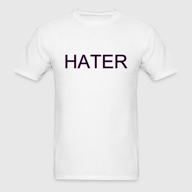 HATER SLANG TEE - Men's T-Shirt