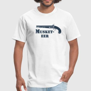 Musketeer - Men's T-Shirt