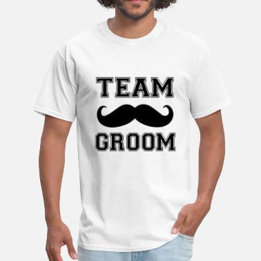 b6199013 Groomsmen Funny Team Groom Groomsmen funny men's shirt - Men'