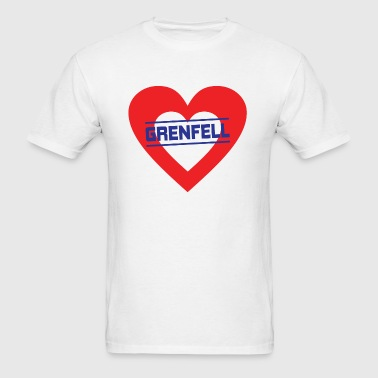 Grenfell Tower - Men's T-Shirt