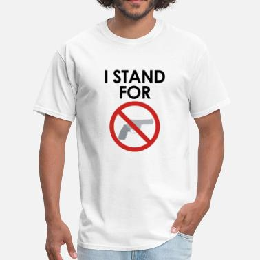 Shop Anti Gun T Shirts Online Spreadshirt