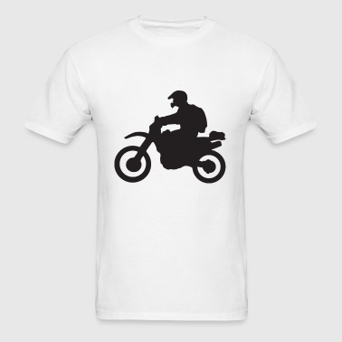 Motorcycle Design - Men's T-Shirt