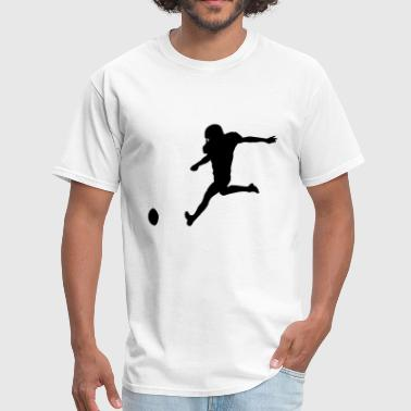 Football player - Men's T-Shirt